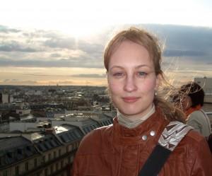 Katharina in der großen weiten Welt
